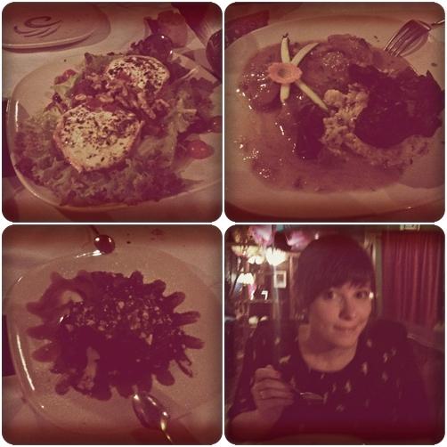 cena isla del tesoro madrid