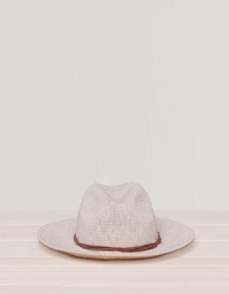 sombrero paja oysho