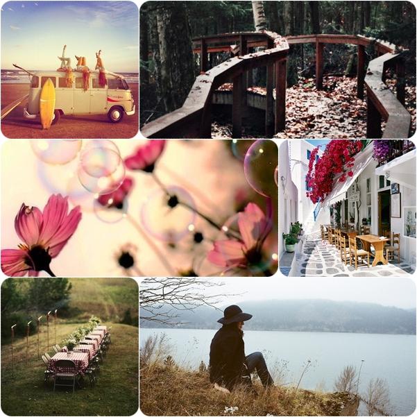 fotos paisajes tumblr pinterest