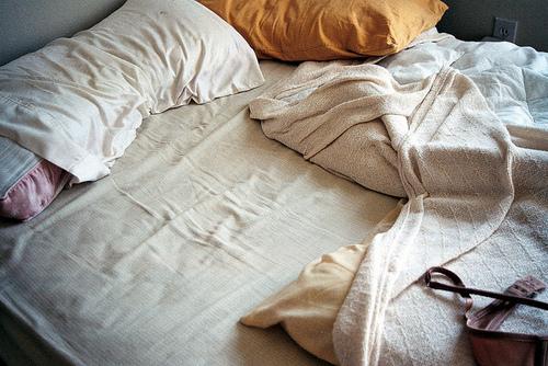 Resultado de imagen de camas deshechas