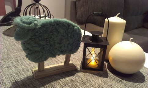 oveja decoracion